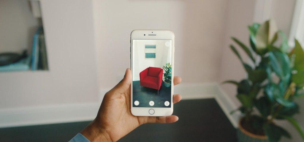 Meer Kans Op Sales Met Augmented Reality